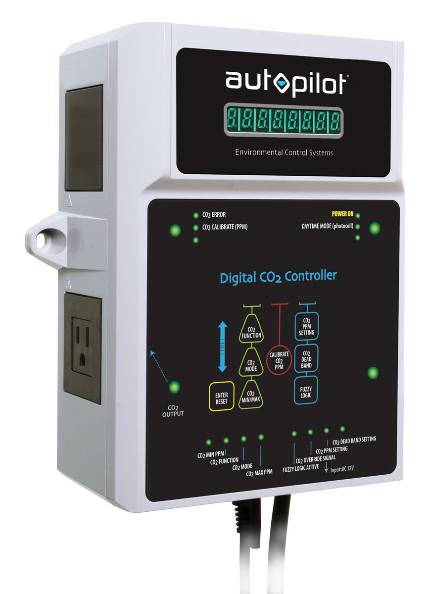 autopilot digital environmental controller manual