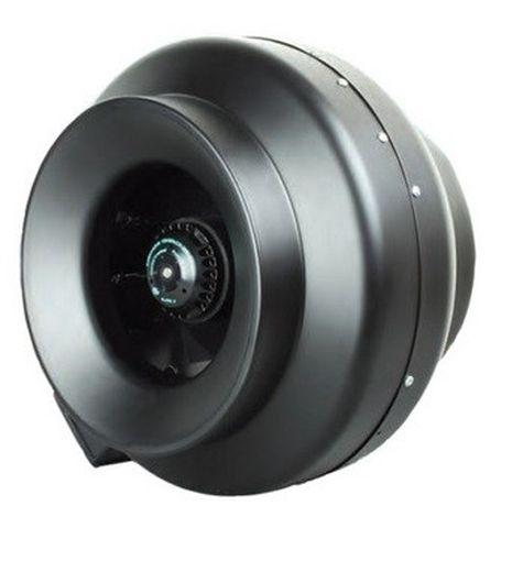 4 Inch Inline Fan Quiet : Hurricane inline fan in cfm line blower
