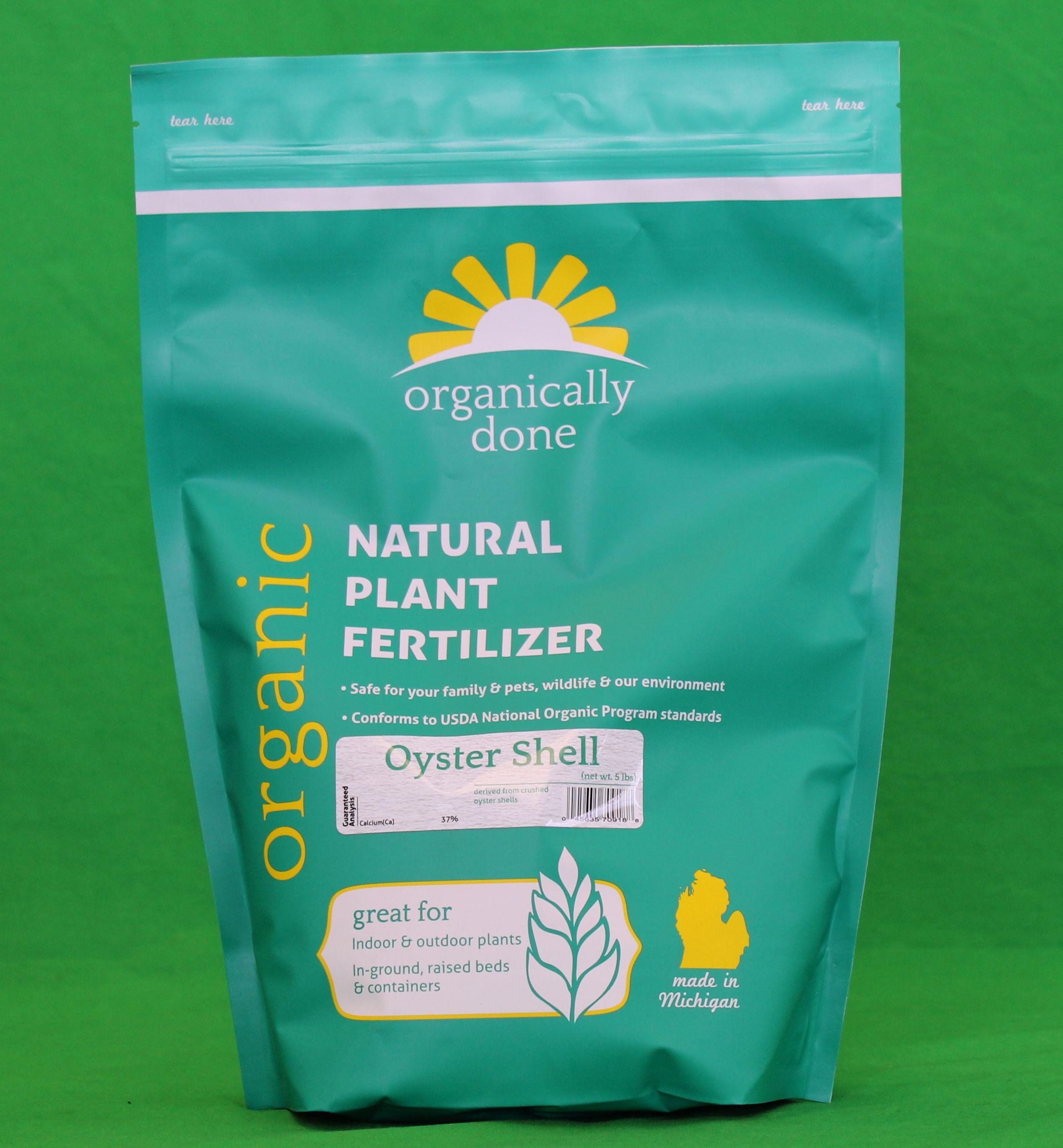 Organically Done - Oyster Shell 5 lbs | eBay