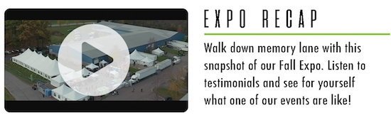 Check out the Fall Harvest Expo Video!