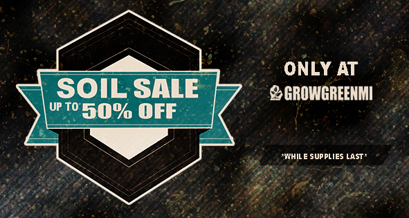 In-Store Soil SALE